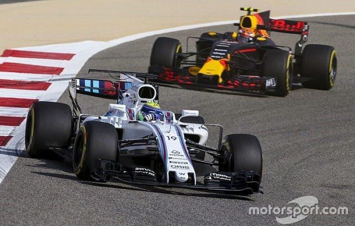 """Massa a Verstappen: """"Cuidado con tus palabras, tendrás que ir a Brasil"""""""